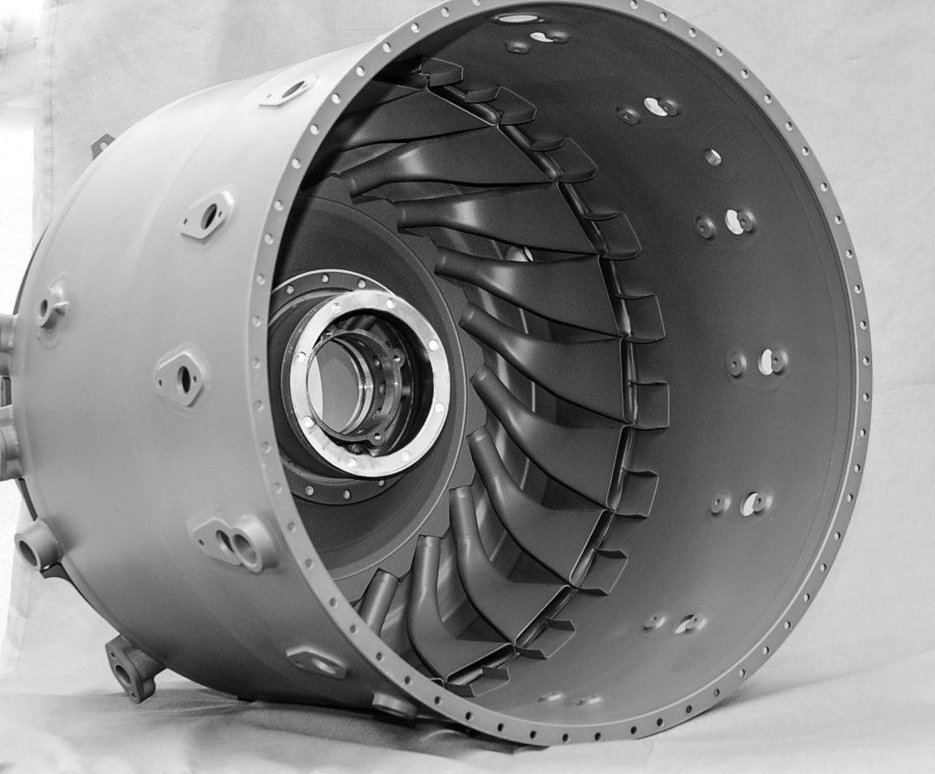 Flight Turbine Engine Repair