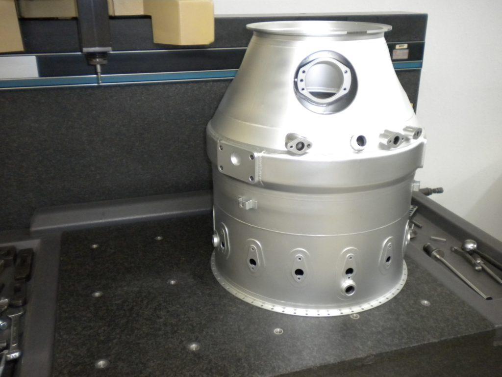 PT6 Gas Generator Case